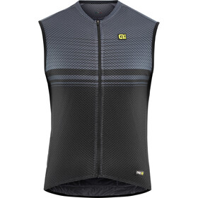 Alé Cycling Graphics PRR Slide Sleeveless Jersey Herre charcoal grey